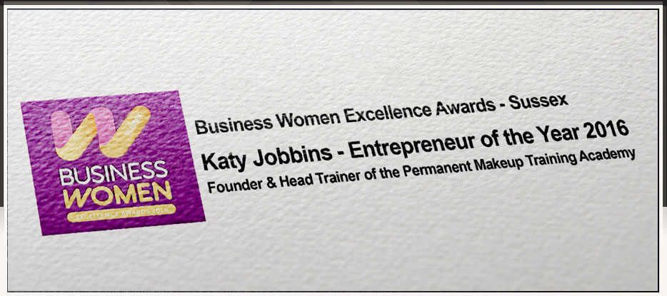 2016 Katy Jobbins Entrepreneur of the Year